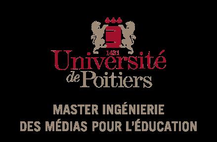 Master Ingénierie des Médias pour l'Education