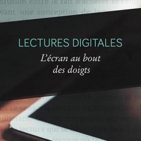 Parution de Lectures digitales (collectif mené par le master LiMés)